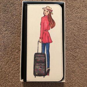 Casetify iPhone 7/8 plus wallet